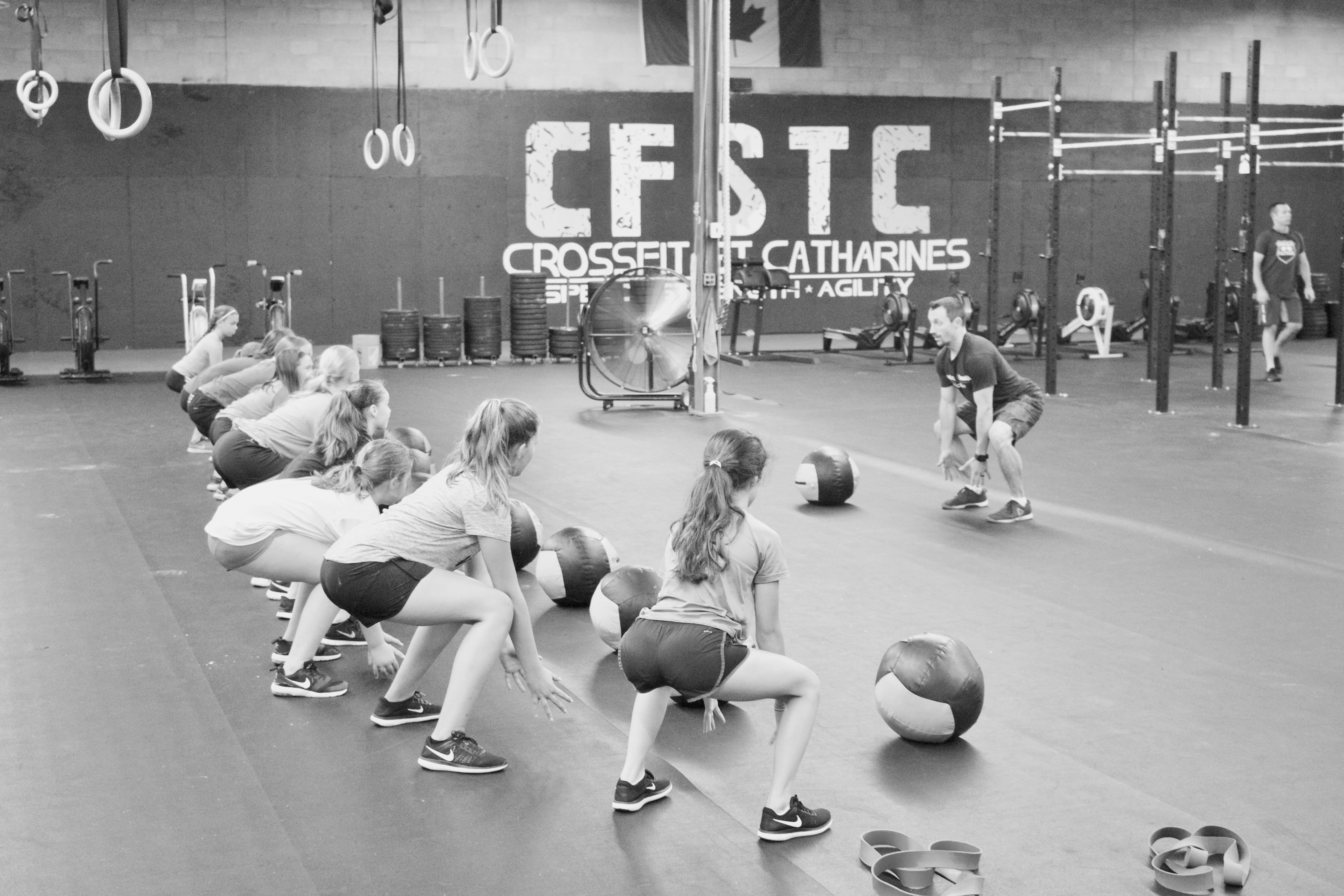 Kids Fitness, Crossfit St. Catharines, Niagara